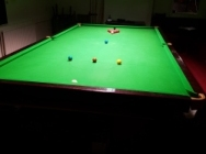 AVSC Snooker Table